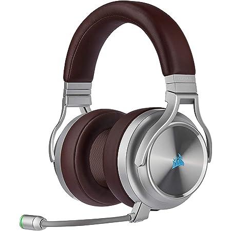 Corsair コルセア VIRTUOSO RGB WIRELESS SE Espresso ワイヤレスゲーミングヘッドセット 無線/有線/USB対応 CA-9011181-AP SP957