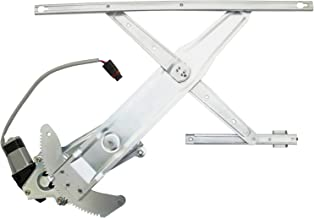 ACDelco 11A123 Professional Front Driver Side Power Window Regulator with Motor