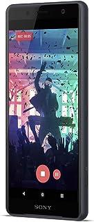 Sony Xperia XZ2 Compact - Smartphone de 5 (Octa-Core de 2.8 GHz RAM de 4 GB Memoria Interna de 64 GB cámara de 19 MP Android) Color Negro [Exclusivo Amazon]