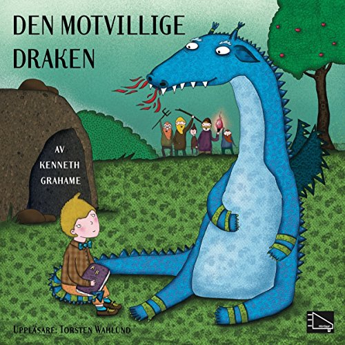 Den motvillige draken audiobook cover art