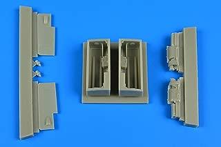 Aires 1:48 IAI Kfir C2/C7 Gun Bay for AMK Kit - Resin Detail Set #4735