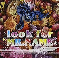 """look for""""MR.NAME""""BLUE-TYPE(DVD付)"""