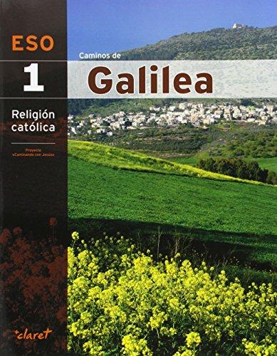 Caminos De Galilea 1. Religión Católica - 9788468226477