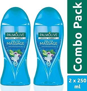 Palmolive Bodywash Thermal Spa Mineral Massage Shower Gel - 250ml (Pack of 2)