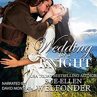 Wedding for a Knight cover art