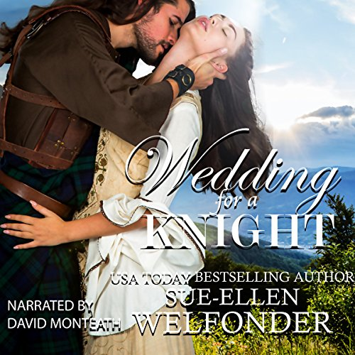 Wedding for a Knight audiobook cover art
