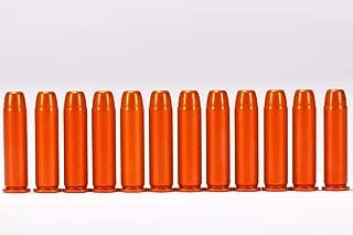 A-ZOOM 357 MAG SNAP Cap, Orange, 12PK