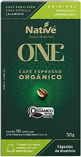 Café Orgânico em Cápsulas Original Native 50g