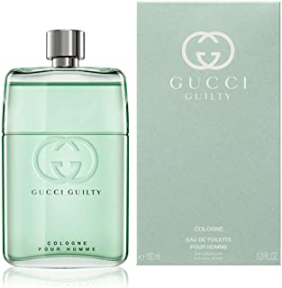 Gucci Guilty Cologne Pour Homme EDT For Men, 150 ml