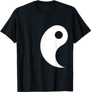 yin yang couple shirt