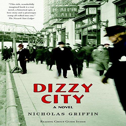 Couverture de Dizzy City