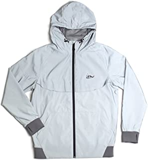 Imperial Motion Men's Camber Reflective Jacket, Reflective Silver, X-Large