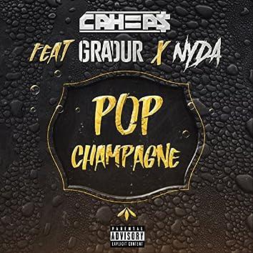 Pop champagne (feat. Nyda, Gradur)