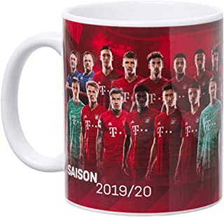 FC Bayern München Tasse Team 2019/20
