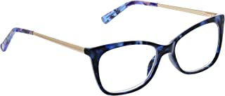 Peepers by PeeperSpecs Women's See The Beauty Cat-Eye Reading Glasses