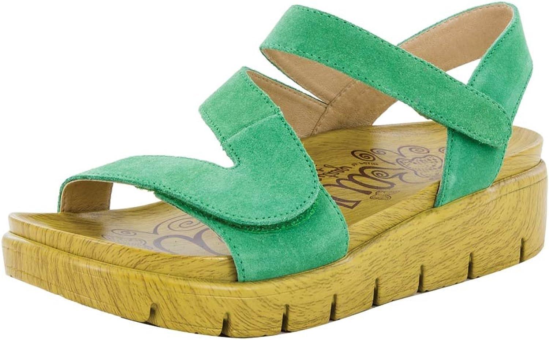 Alegria Women's Anah Strap Sandal