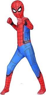 MEET Kids Bodysuit Superhero Costumes Lycra Spandex Halloween Cosplay Costumes