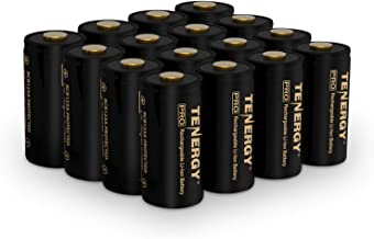 $89 » Arlo Certified: Tenergy Premium High Capacity 750mAh 3.7V Rechargeable Battery for Arlo Cameras (VMC3030/VMK3200/VMS3330/3430/3530), 16-Pack