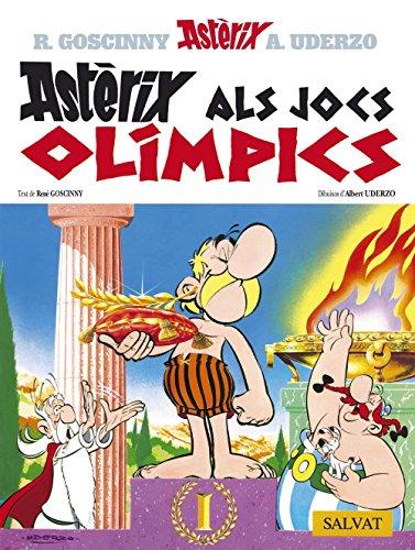Asterix Als Jocs Olimpics / Asterix at the Olympic Games