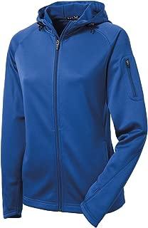Sport-Tek Women's Tech Fleece Full Zip Hooded Jacket