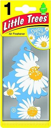 Air Freshener - LITTLE TREES 'Tree' - 'Daisy Chain' Fragrance MTR0074 - For Car Home - 1 Unit
