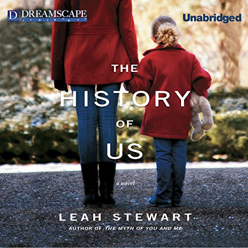 The History of Us audiobook cover art