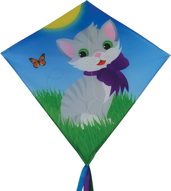 In the Breeze 3278 - gift Kitten Flying Fun 30