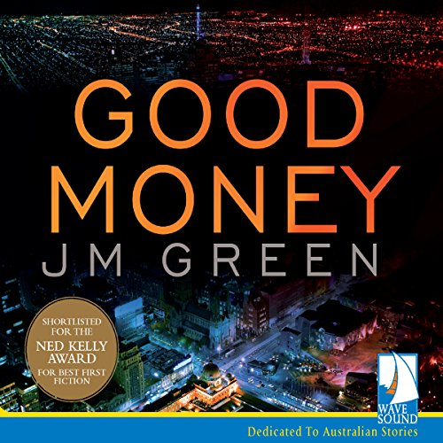 Good Money audiobook cover art