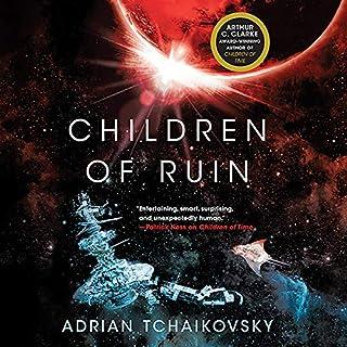 Children of Ruin audiobook cover art