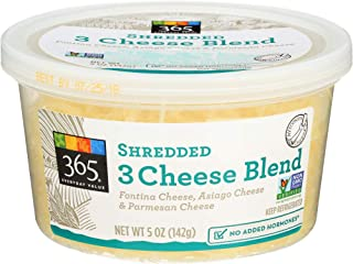 365 Everyday Value, 3 Cheese Blend, 5 oz