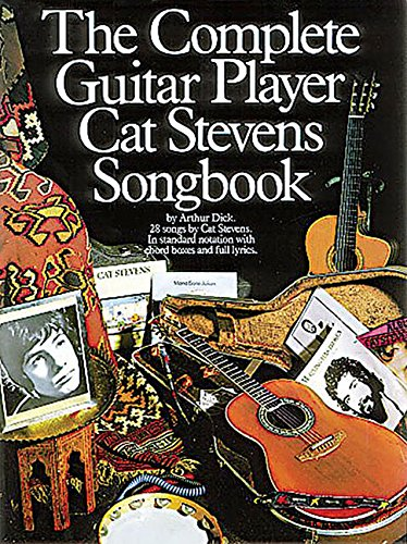 The Complete Guitar Player - Cat Stevens Songbook (Album): Noten für Gitarre (Gesang) (The Complete Guitar Player Series)