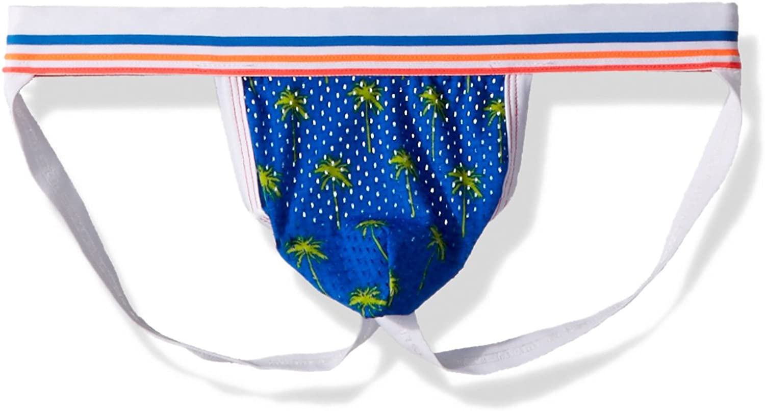 Andrew Christian California Collection Palms Jock