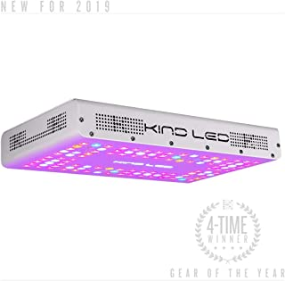 Kind LED XL450 K3 Series 2 LED Grow Light for Indoor Plants and Flowers - 270w with Full Spectrum and 3 Year Warranty