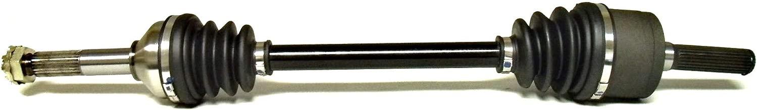 Rear Left CV Axle for Kawasaki Teryx 750 2008-2011 KRF750 4x4 UTV, Replacement to OE 59266-0018