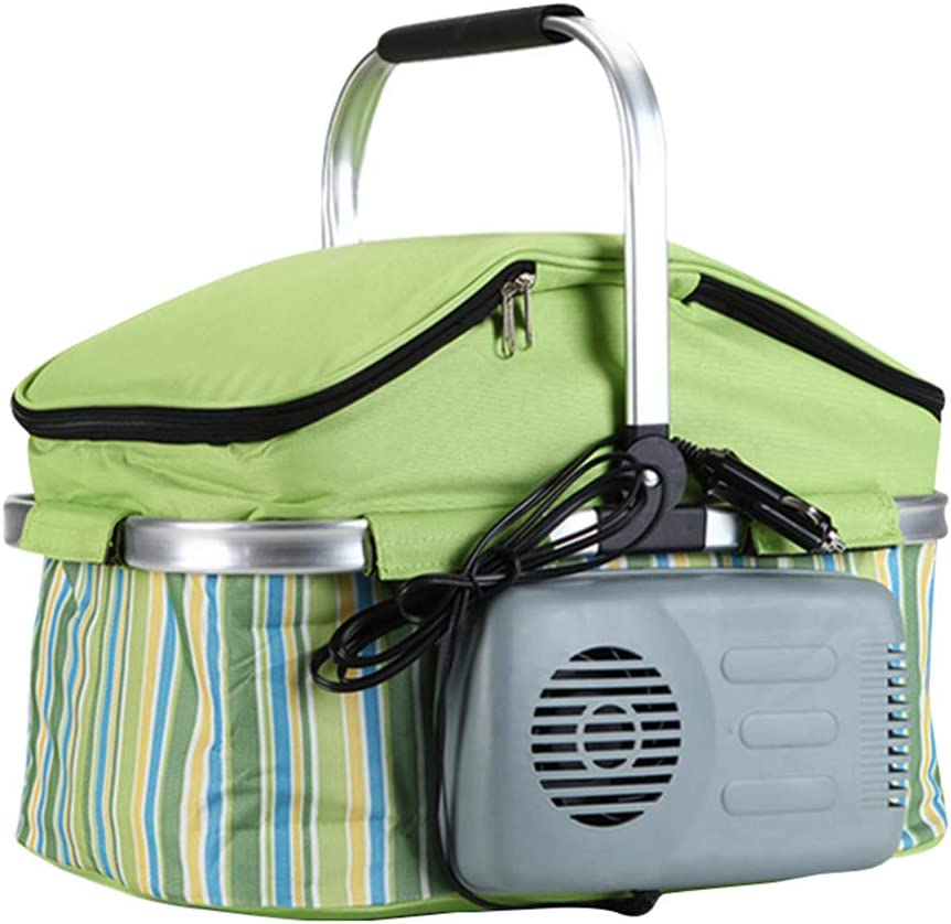 Folding Cooler Bag Lightweight Portable Gifts Clearance SALE! Limited time! Mini Thermoelectric 12v