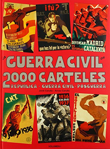Guerra Civil En 2000 Carteles-Ed.2008 (FONDO)
