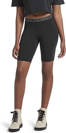 KENDALL + KYLIE Women's Logo Cotton Bike Short