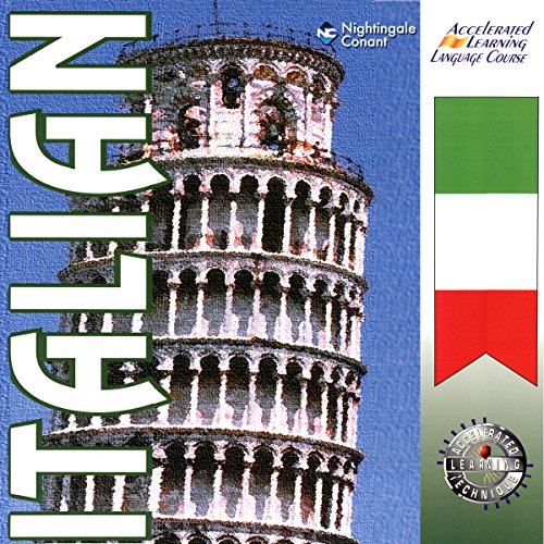 The Accelerated Learning Italian System  By  cover art