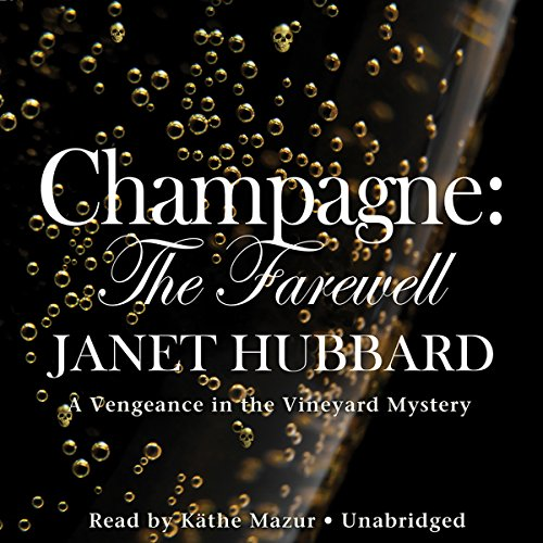 Champagne audiobook cover art