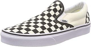 Adult Unisex Checkerboard Slip-On (BWW)...