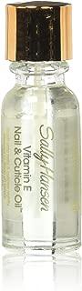 Sally Hansen Vitamin-E Nail & Cuticle Oil (2 Pack)