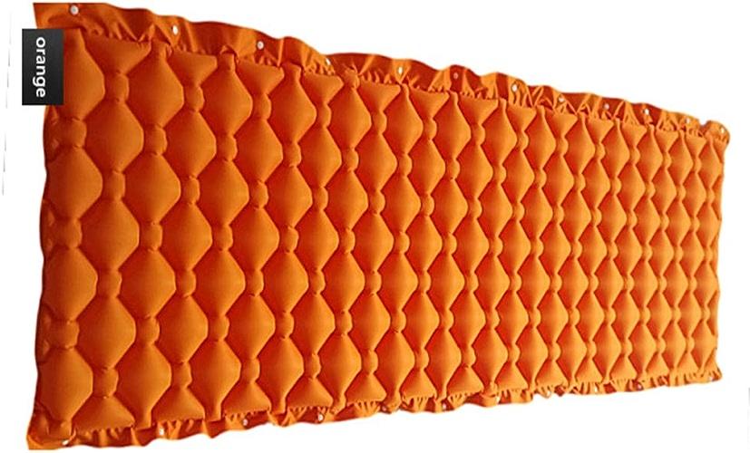 LYLTJ68 Tapis de Couchage Gonflable, Camping Tapis Gonflable Pad Matelas sac à dosing randonnée Tapis léger Pliant Camping air Matelas Compatible avec hamac et Tente Sac de Couchage