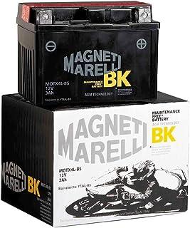 comprar comparacion MAGNETI MARELLI - MOTX9-BS/395 : Bateria moto sin mantenimiento YTX9-BS