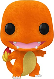 POP 2020 ECCC Shared Exclusive 455 Charmander (Flocked)