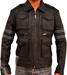 Video Game Leather Jackets Collection