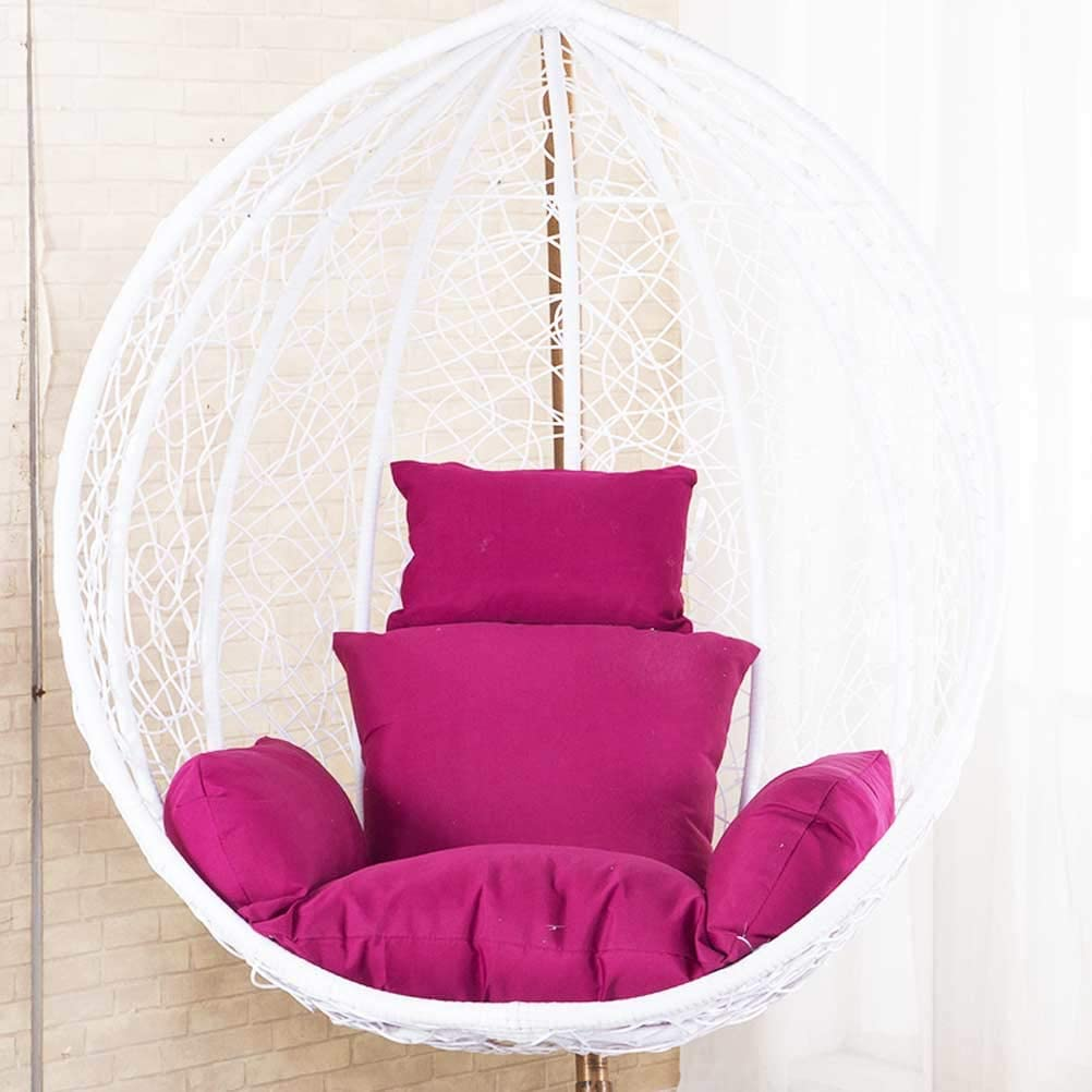ZIJIAGE OFFicial site Hanging Egg Hammock Chair Waterproof Style Pads Nordic San Antonio Mall