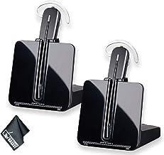 $366 » Plantronics CS540 Wireless Headset System - 2 Pack