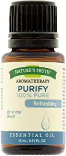 Nature's Truth Essential Oil, Purify 0.51 oz (Pack of 2)