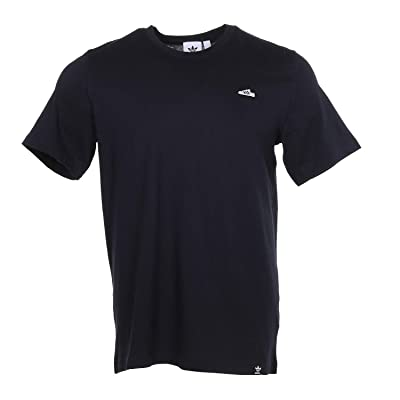 adidas Originals Superstar Embroidered Tee (Legend Ink) Men