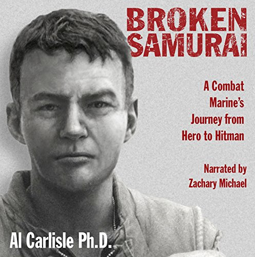 Broken Samurai audiobook cover art